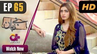 Pakistani Drama  Bezuban  Episode 65  Aplus Dramas  Usama Khan Nawal Saeed Junaid Mahlaqa