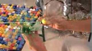 Art Recycling -  Plastic Bottles Recycled - Plastic  Flower