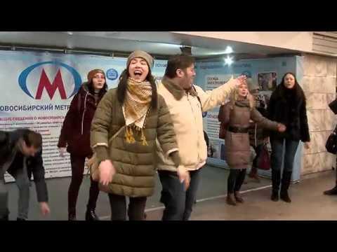 Флешмоб - Маркелловы голоса