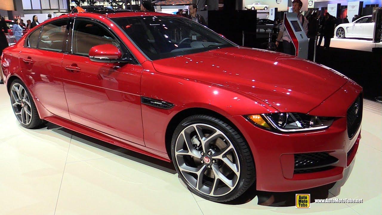 2016 jaguar xe r sport awd exterior and interior. Black Bedroom Furniture Sets. Home Design Ideas