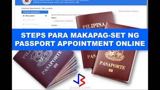 How To Make An Online Passport Appointment