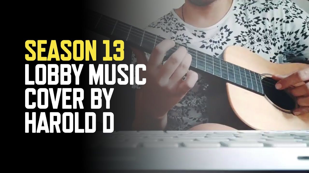 Season 13 Lobby Music Cover by Harold D. | Call of Duty: Mobile - Garena