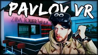 AWPING ON BF3 & METAL GEAR MAPS IN VIRTUAL REALITY (Pavlov VR)