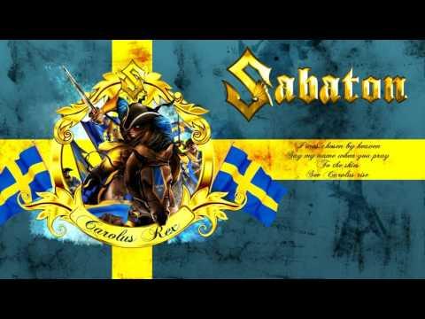 Sabaton - Carolus Rex (Full Album - Swedish)