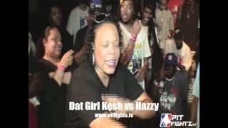 Older Smaller League Female Rap Battles