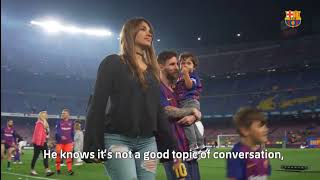 Latest messi interview with subtitles:d