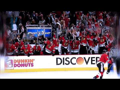 Chicago Blackhawks 2013 Playoff Pregame Stanley Cup Final Montage