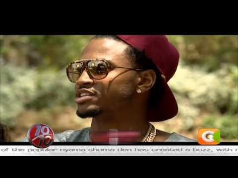 10 Over 10: Trey Songz Interview