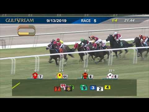 Gulfstream Park September 13, 2019 Race 5