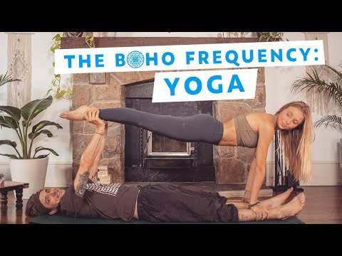 All Things YOGA | The Boho Frequency ☮ EPISODE 1! w/Juliana & Mark Spicoluk