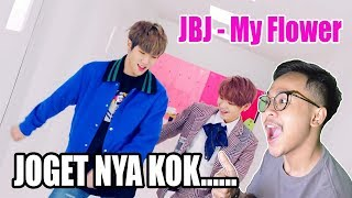 Jbj My Flower Mv Reaction Waaw Sekalih