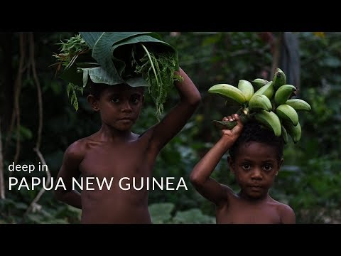 Deep in: Papua New Guinea | Short Documentary (2019)