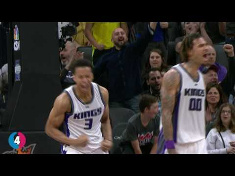 Sacramento Kings' Top 10 Plays of the 2016-2017 NBA Season