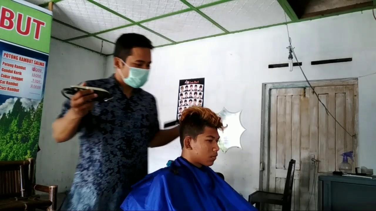 Cara Potong Rambut Model Pendek Rapi - YouTube 5cbd097f64