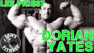 LEE PRIEST & DORIAN YATES Bodybuilding SUPER LEAGUE
