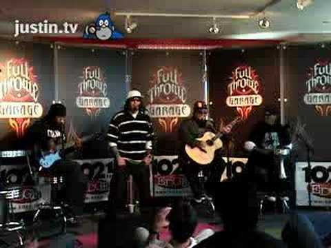 Shine With Me Acoustic  from Dallas, TX 1021 The Edge