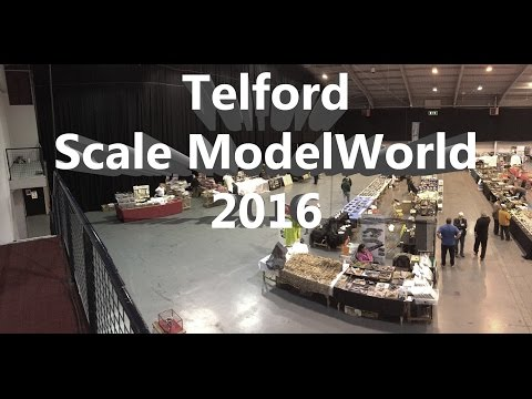 Telford Scale Modelworld 2016 IPMS (UK) 12-13 November