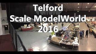 Telford Scale Modelworld 2016 IPMS (UK) 12-13 November