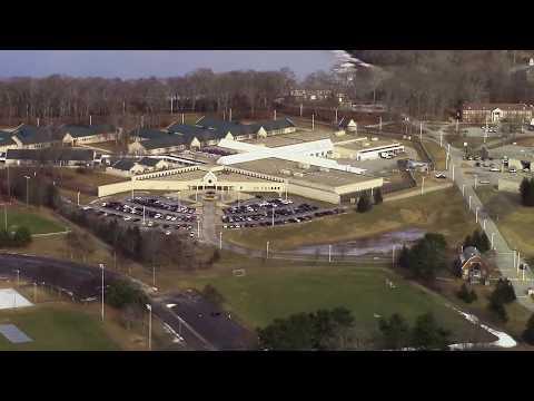 York Correctional Institution, Niantic CT  (Aerial)