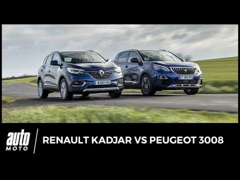 Essai Renault Kadjar Dci 130 X Tronic Intens 2018 Youtube