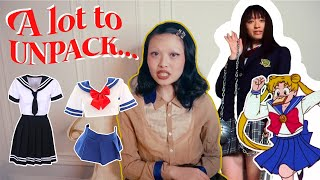 Let's talk about the Japanese Schoolgirl.