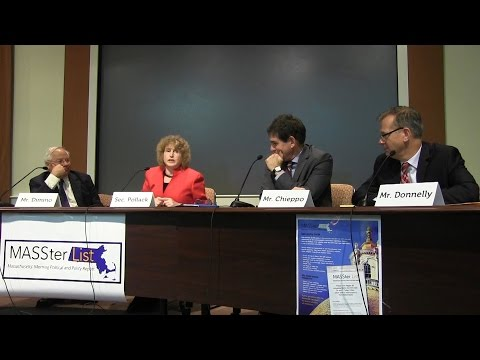Panel Discusses Future of Transit in Massachusetts