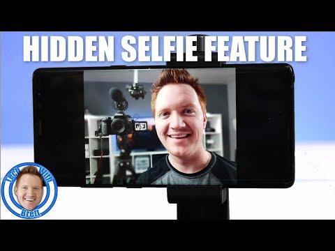 Samsung's Hidden Selfie Camera Features