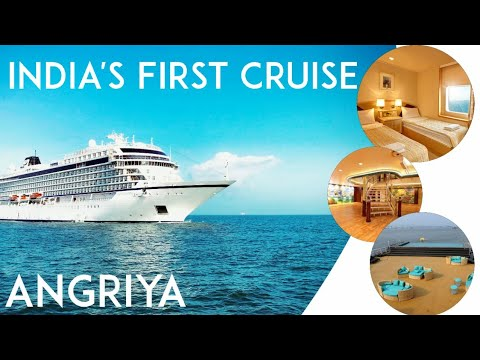 Mumbai to Goa via cruise ship  |How to book Cruise in India