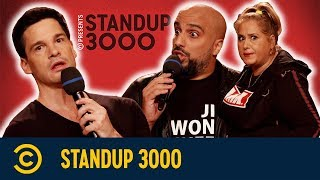 STANDUP 3000 – Gute Überraschung, schlechte Überraschung