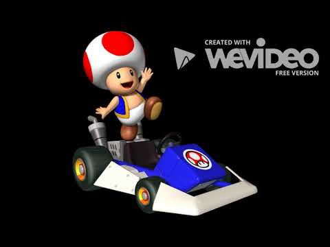 Mario Kart DS Toad Voice Clips
