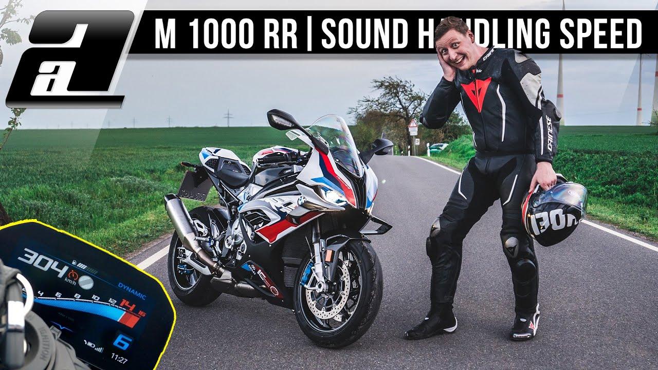 Download Die NEUE BMW M 1000 RR (212PS, 113Nm) | UNFAHRBAR oder ALLROUNDER auch für Hobby Piloten?! | REVIEW