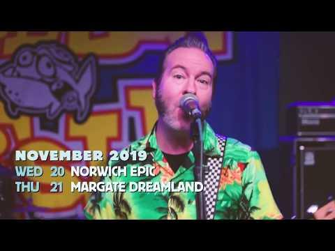 Reel Big Fish November 2019 Tour
