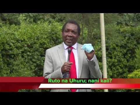 Ruto na Uhuru; nani kali?