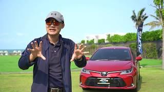 รีวิว Toyota Corolla Altis Hybrid High และพูดถึง Mid กับ Entry ด้วย