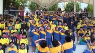 錦泰小學運動會20120329a12三年級啦啦隊
