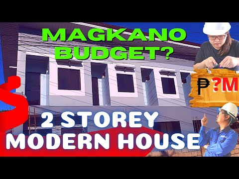 2 STOREY HOUSE ACTUAL CONSTRUCTION | BUILDING A HOUSE IN THE PHILIPPINES | STEP BY STEP | PART 1
