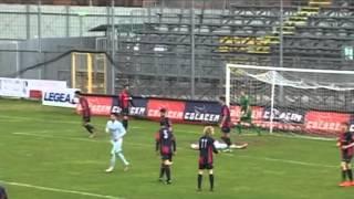 Gubbio-Vald.Montecatini 3-2 Serie D Girone E