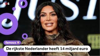 Kim Kardashian is miljardair, Jeff Bezos nog steeds het rijkst