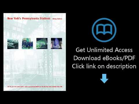 Download New York's Pennsylvania Stations (Norton Professional Books for Architects & Designers) PDF