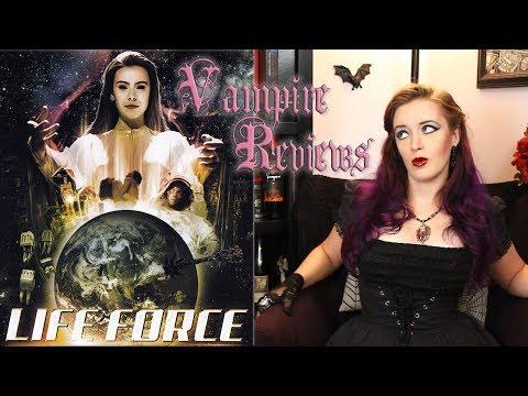 Vampire Reviews: Lifeforce