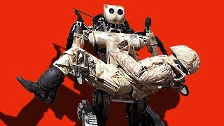 5 Most Advanced Military Robots You Must See