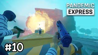 Pandemic Express Zombie Escape[Thai] #10 ข้าคือยุงทะเล