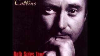 Phil Collins: Both Sides Tour Live At Wembley - 07) I Wish It Would Rain Down