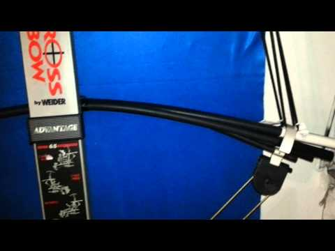 MacGyver More Weight On Weider Crossbow