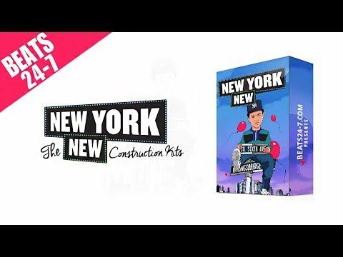 The New New York [Beat Construction Kit]