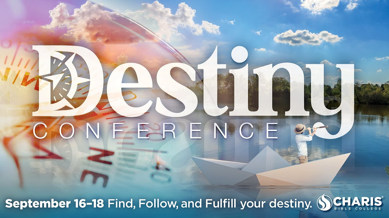 Download Destiny Conference 2021: Andrew Wommack - Day 1, Session 2