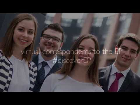 Virtual Visit to the European Parliament - Strasbourg July 2016