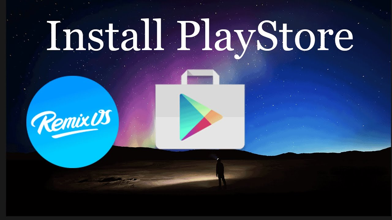 How to install the Play Market 21