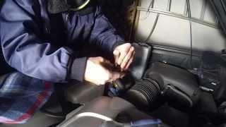 Filter wechseln Prins VSI 8 Zylinder Toyota Tundra 5,7 L
