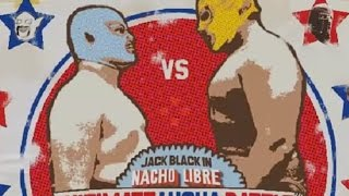 JACK BLACK IN NACHO LIBRE ULTIMATE LUCHA BATTLE | WRESTLING GAMES